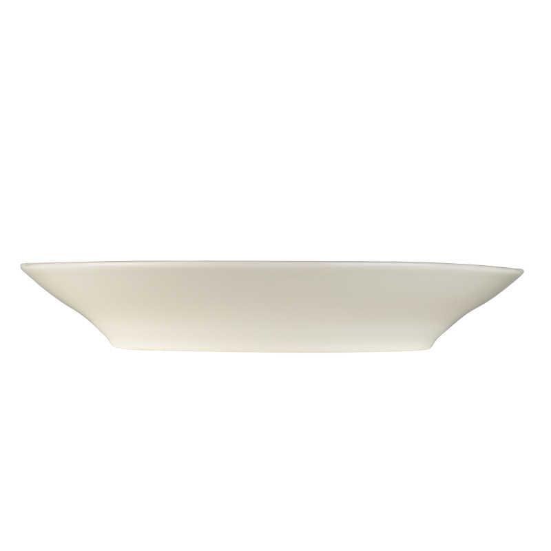 Fine China Deep Winged Plate