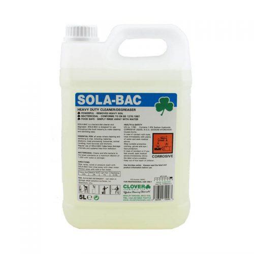 Bacterial & Cleaners Floors