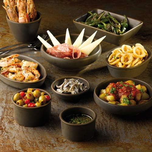 Rustic Oven to Tableware