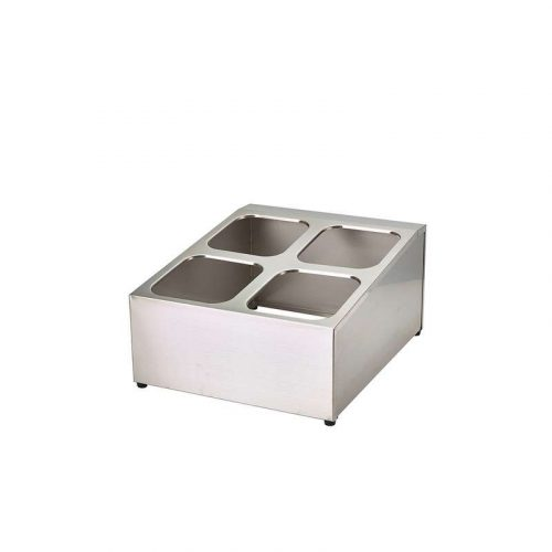 Stainless Steel Gastronorm Pan Racks